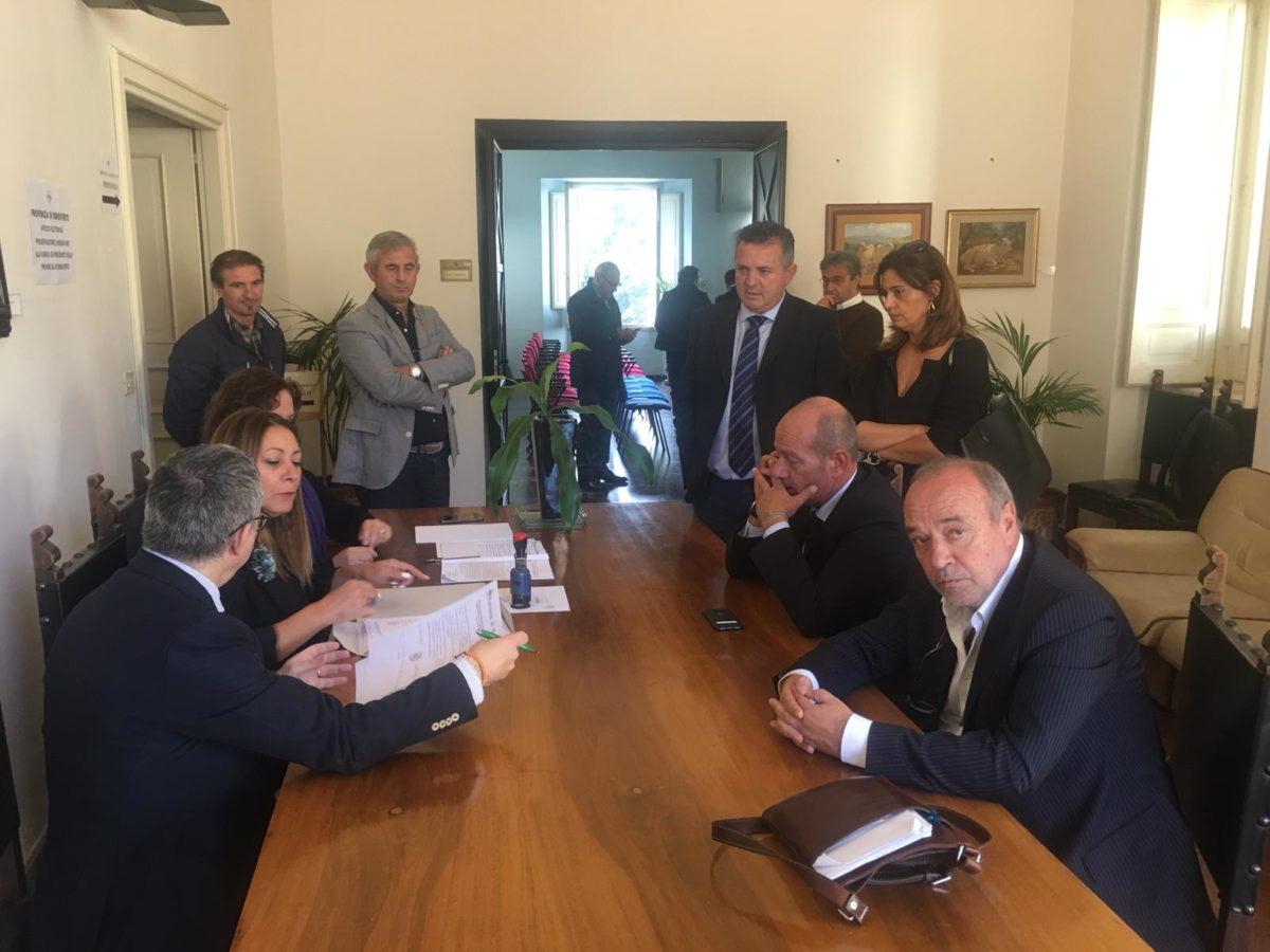 Elezioni Provinciali: è Di Maria il primo a ufficializzare la candidatura