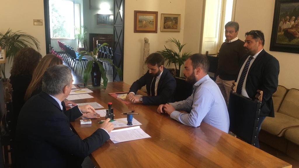 """Ufficiale anche la candidatura di Damiano, il Pd lancia """"Sannio Terra Fiera"""""""