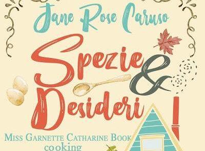 Miss Garnette Catharine Book, il personaggio nato dalla penna della sannita Caruso