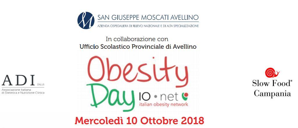 Risultati immagini per Obesity Day: il 10 ottobre all??Azienda ??Moscati??
