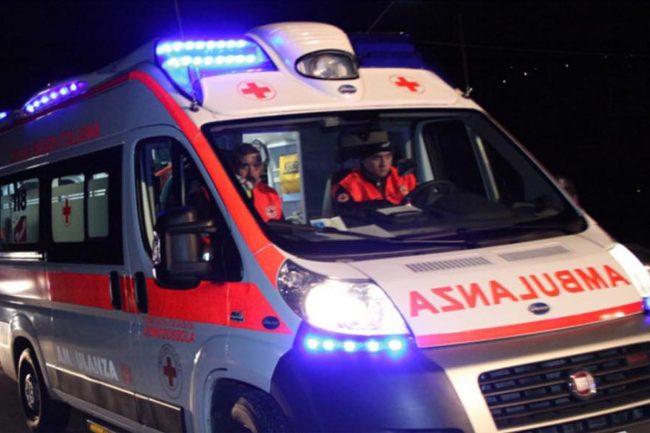 Montemiletto, in fin di vita muore durante la corsa verso l'ospedale