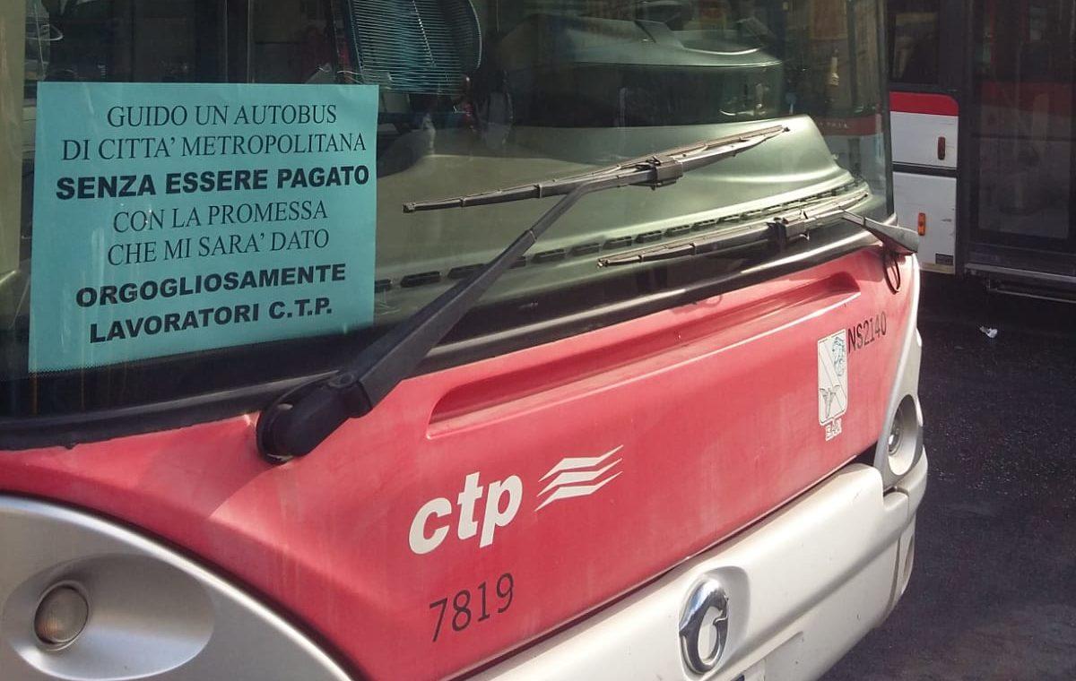 """Faisa Confail, De Sena: """"Persistono i problemi nell'azienda CTP"""""""