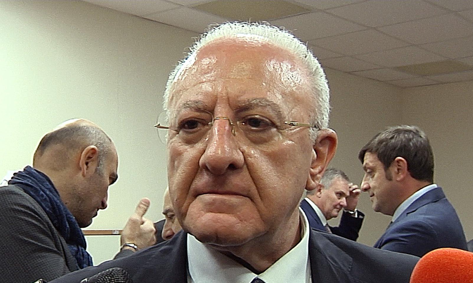 Decreto Sicurezza: Todisco, Moxedano e Chianese scrivono a De Luca