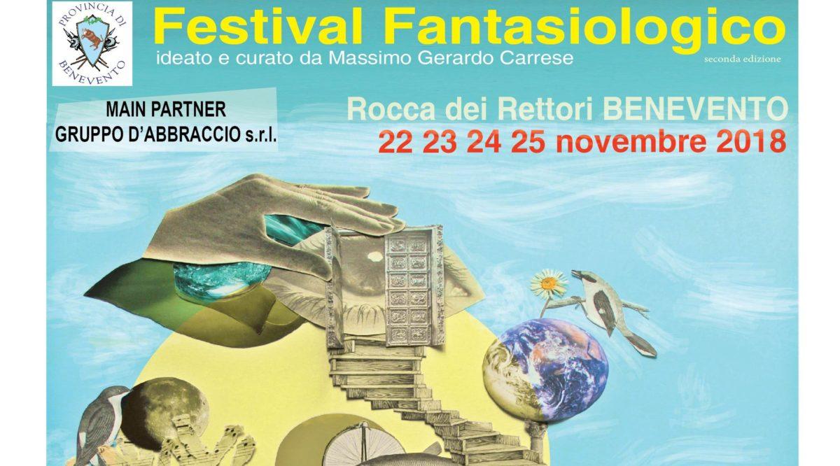 A Benevento quattro giorni con il Festival fantasiologico
