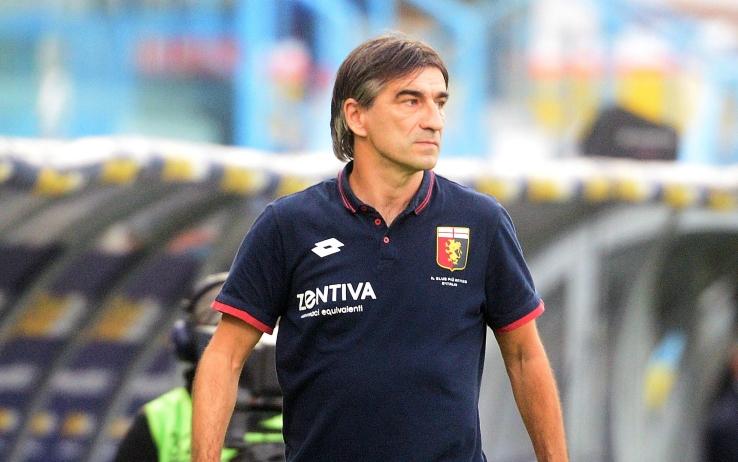 Juric, dopo il flirt estivo con la Strega chiede al Genoa un ex giallorosso