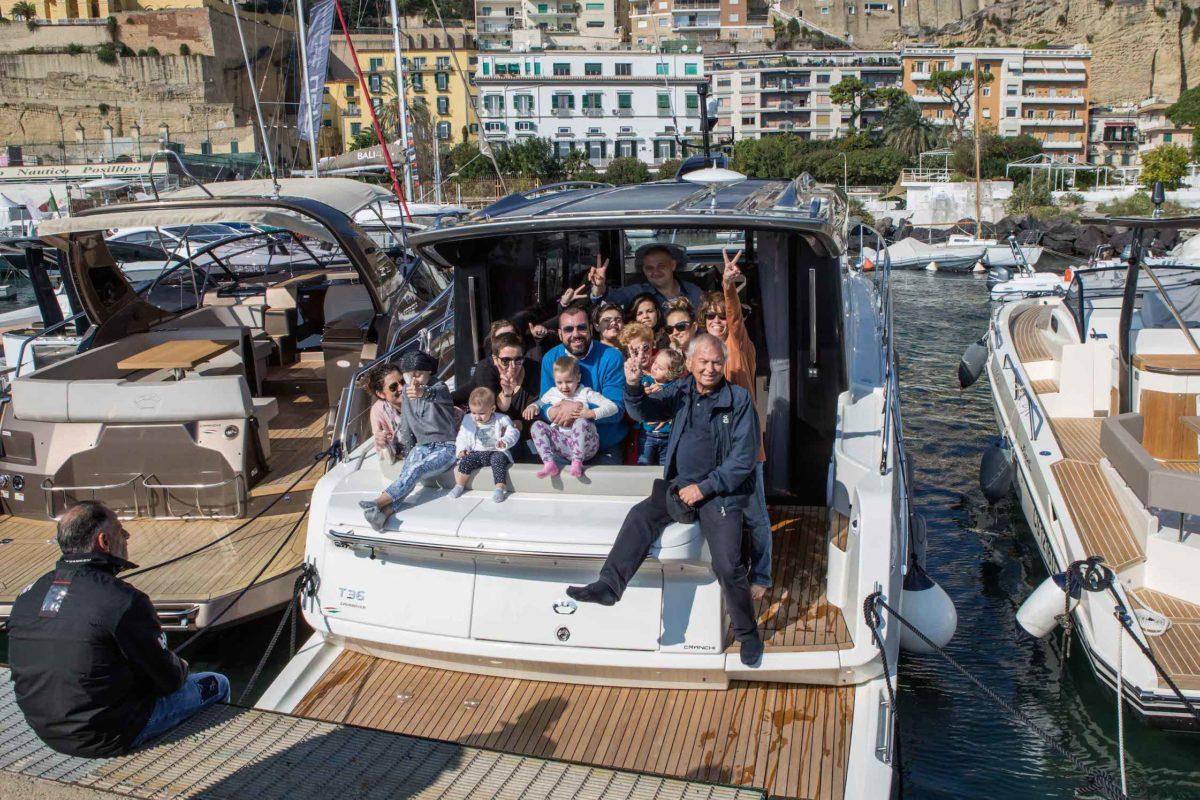 Navigare, 30 bimbi del Santobono-Pausilipon in gita in barca con l'ANRC