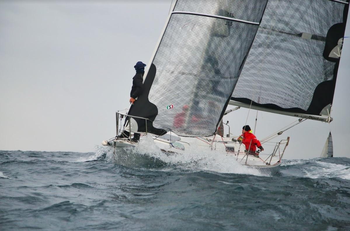 Al via il 48° Campionato invernale vela d'altura del Golfo di Napoli