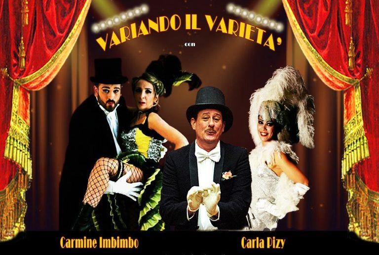 """""""Variando il Varietà"""" in scena al teatro Bolivar sabato 24 novembre"""