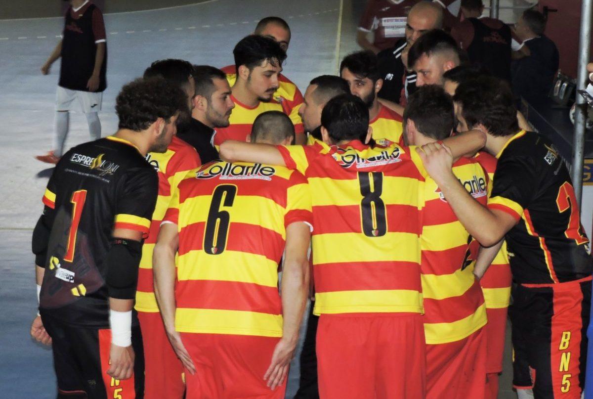 Calcio a 5, nuova occasione di conquistare 6 punti per l'Ansi Formazione