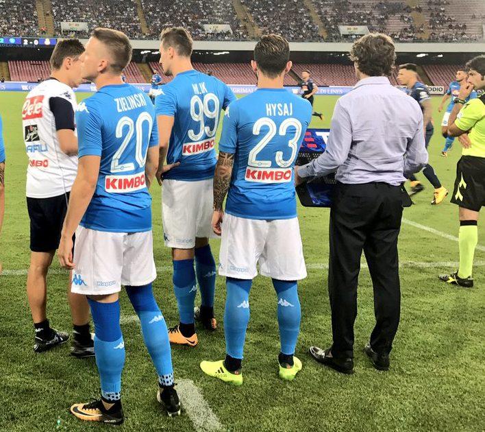 """Il Napoli cerca alternative, l'agente: """"Non so se resta, piace in Premier"""""""