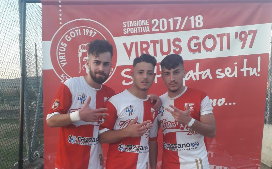 La Virtus Goti torna al successo, travolto l'Hermes Casagiove
