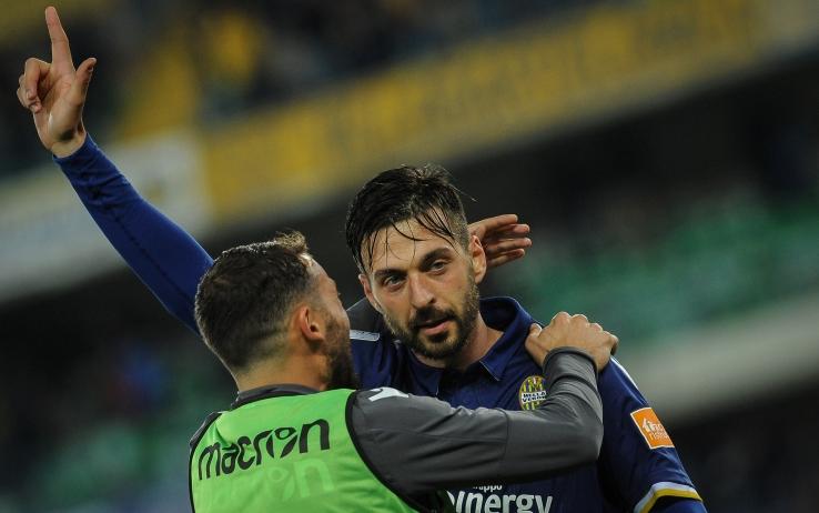 """Di Carmine sogna lo scherzetto a Bucchi: """"Grazie mister, ma voglio batterti"""""""