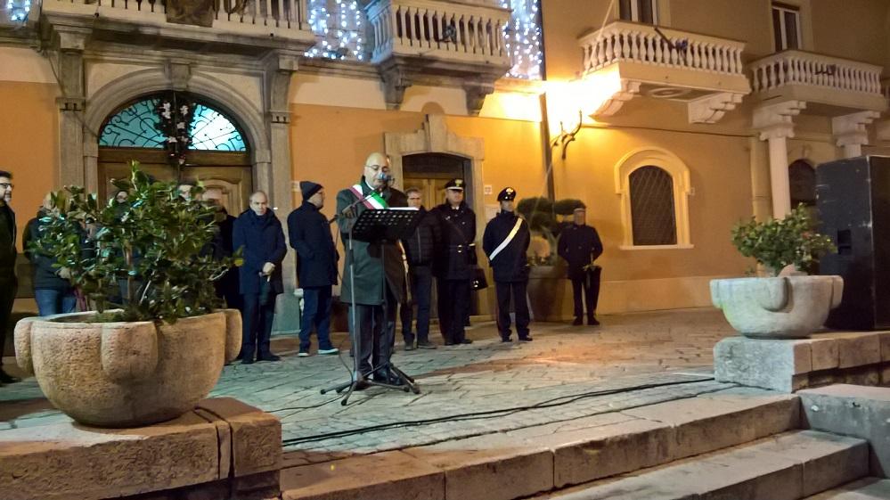 Inaugurata la festa del torrone e del croccantino di San Marco dei Cavoti
