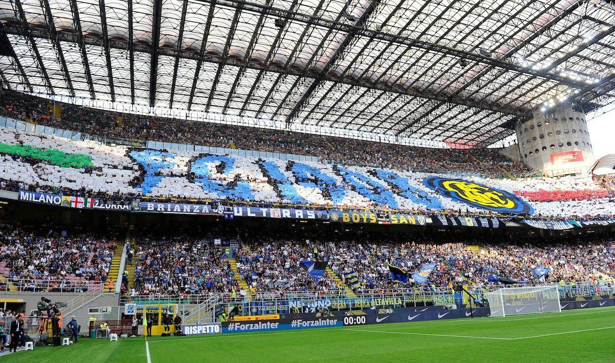 Inter, niente ricorso su chiusura San Siro: