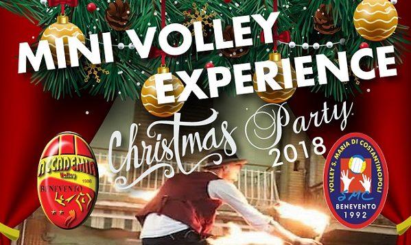 Christmas Party con l'Accademia Volley: spettacoli e giochi per bambini