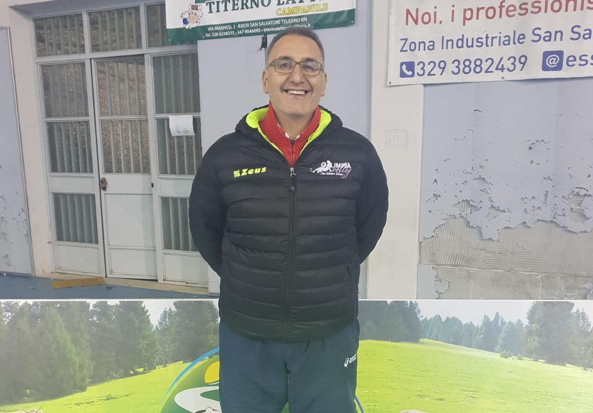 Olimpia Volley: Poccetti nuovo responsabile tecnico del settore giovanile