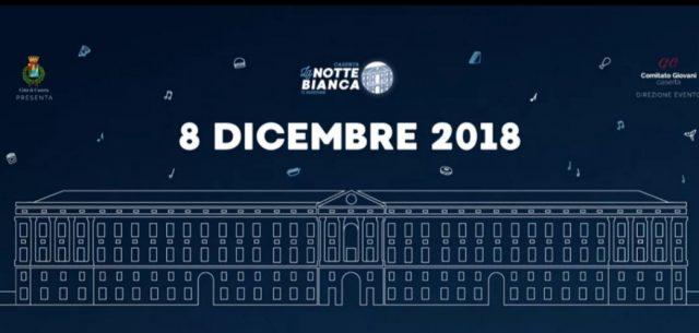 Sabato 'Notte bianca' a Caserta: definito il programma delle iniziative