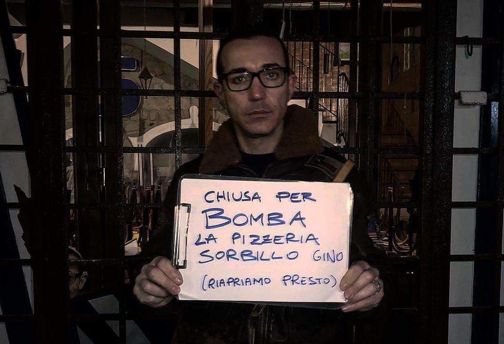 Bomba ai Decumani, Sorbillo interrogato in Questura