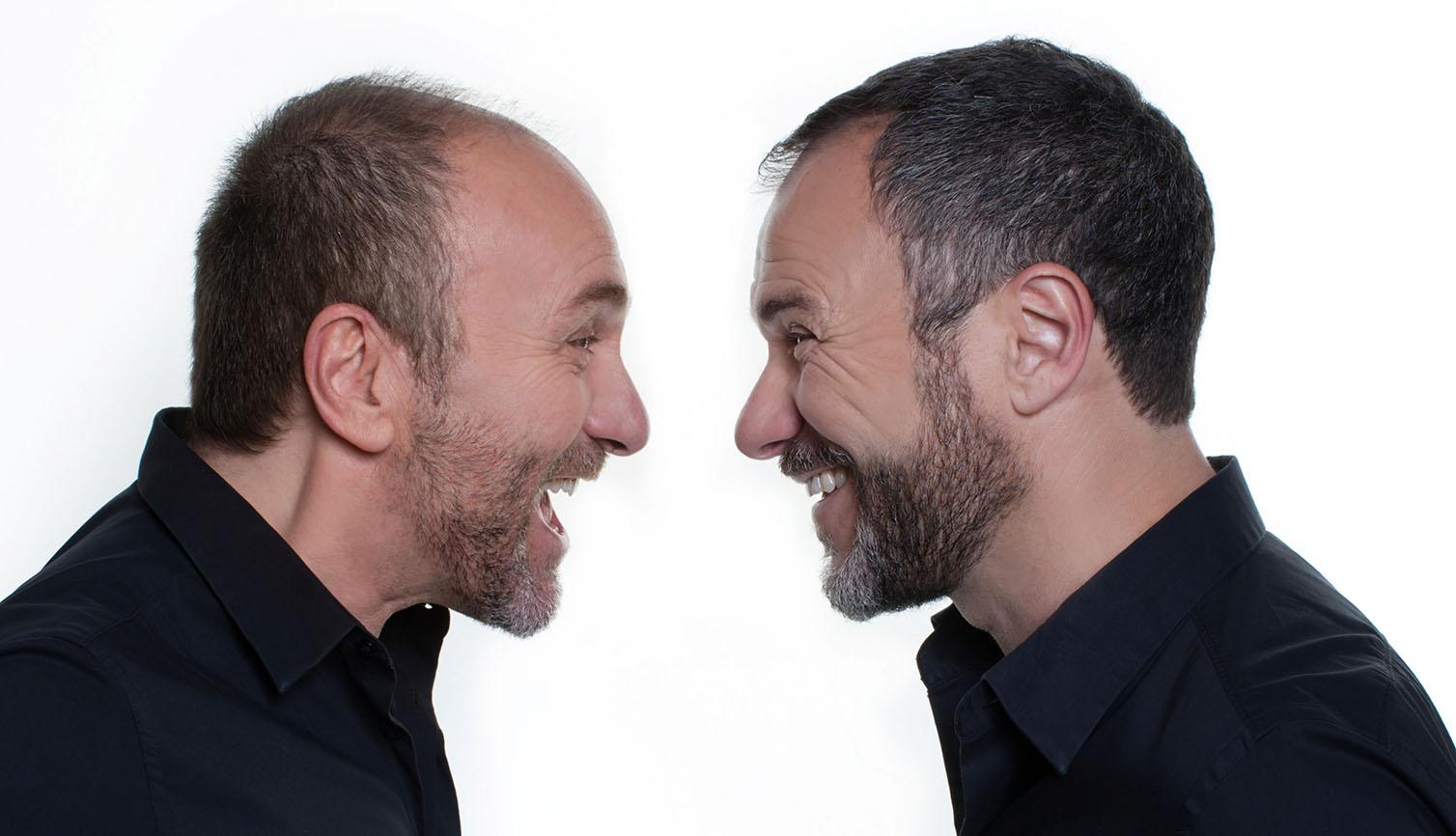 """""""Comicissimi fratelli"""", Gianfranco e Massimo Gallo protagonisti all'Augusteo"""