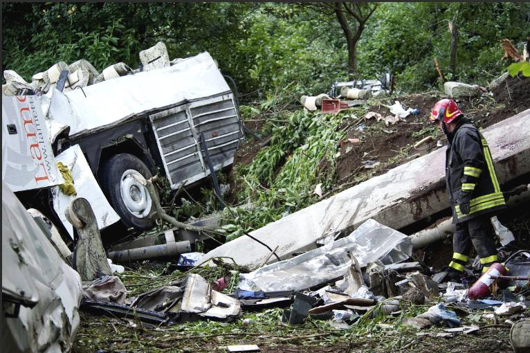 Strage del bus, la rabbia del sindaco di Pozzuoli: «Sentenzadrammatica»