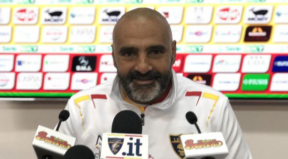 """Liverani è sicuro: """"Il Benevento avrà un grande vantaggio"""""""
