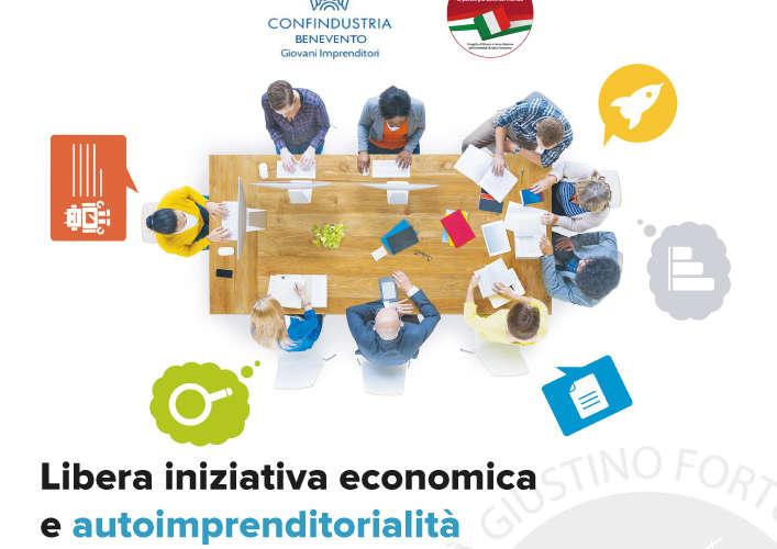 """All'Unifortunato incontro su """"libera iniziativa economica e dell'autoimprenditorialità"""""""
