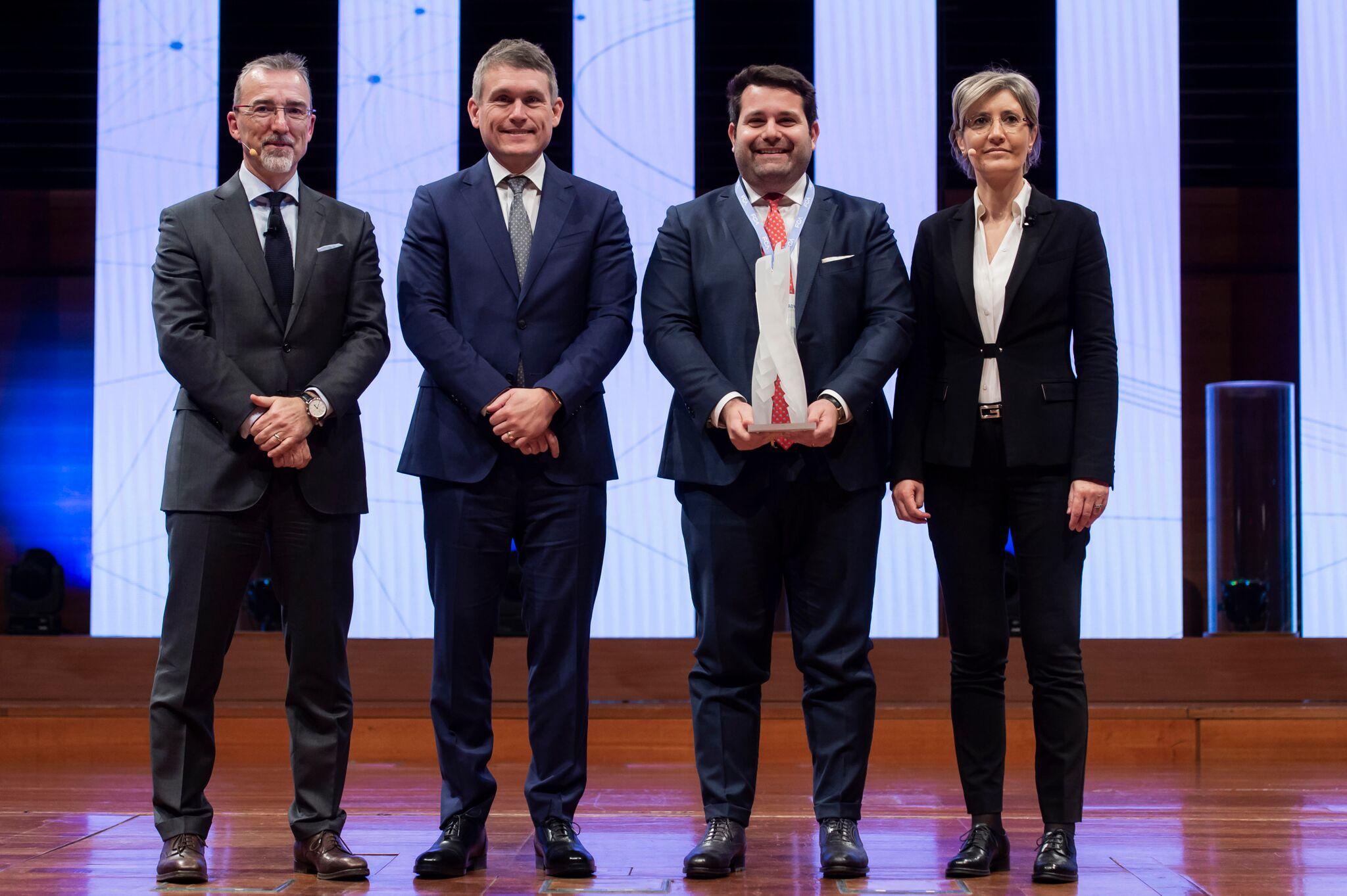 """SAPA Group premiata dalla FCA come """"Supplier of the year 2018"""""""