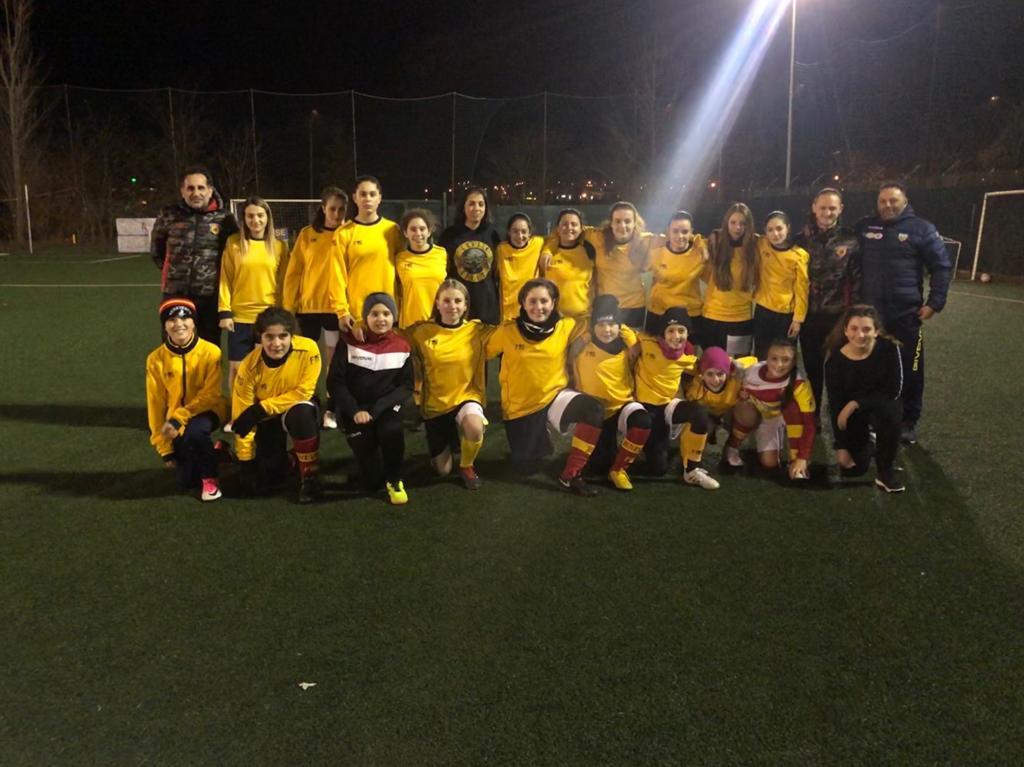 Crescono le quote rosa nel calcio, il Benevento a lavoro con due squadre