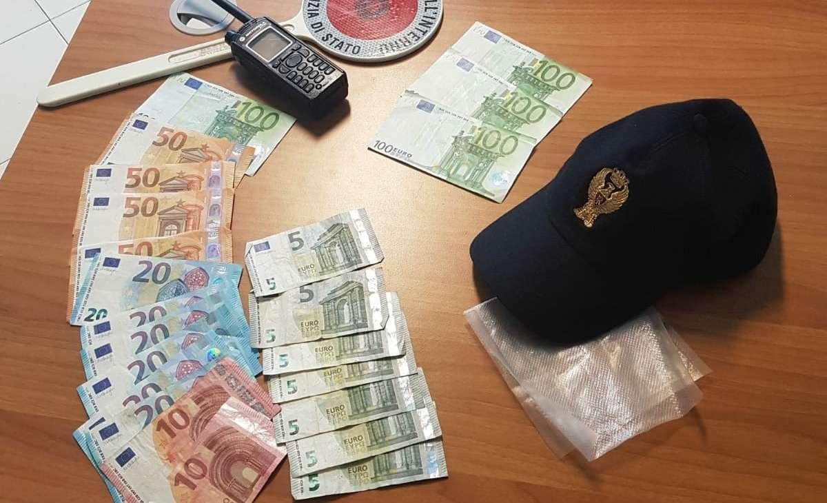 """""""Truffa del resto"""" con banconote false: bloccato l'autore a Cava de' Tirreni"""