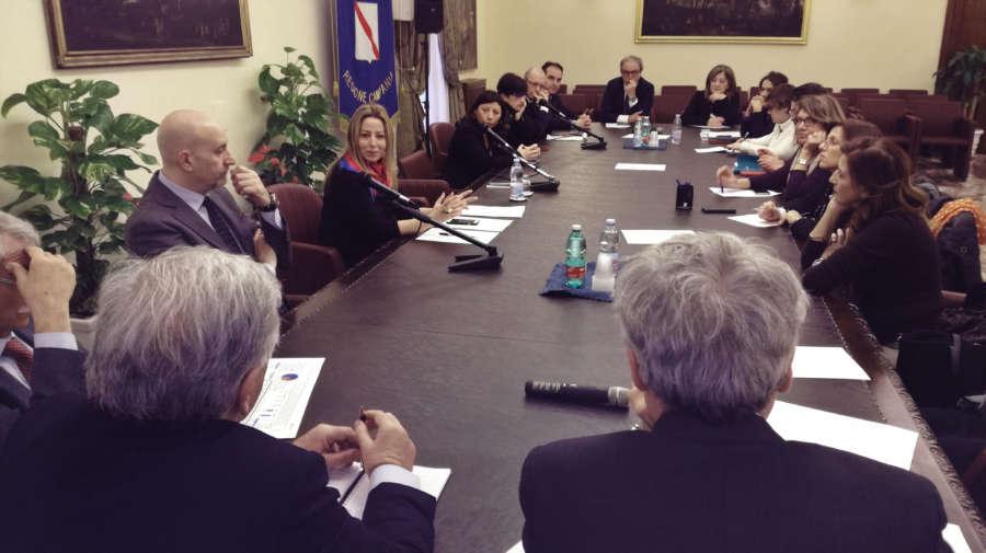 Abusi sui minori: prima riunione del Tavolo Regionale