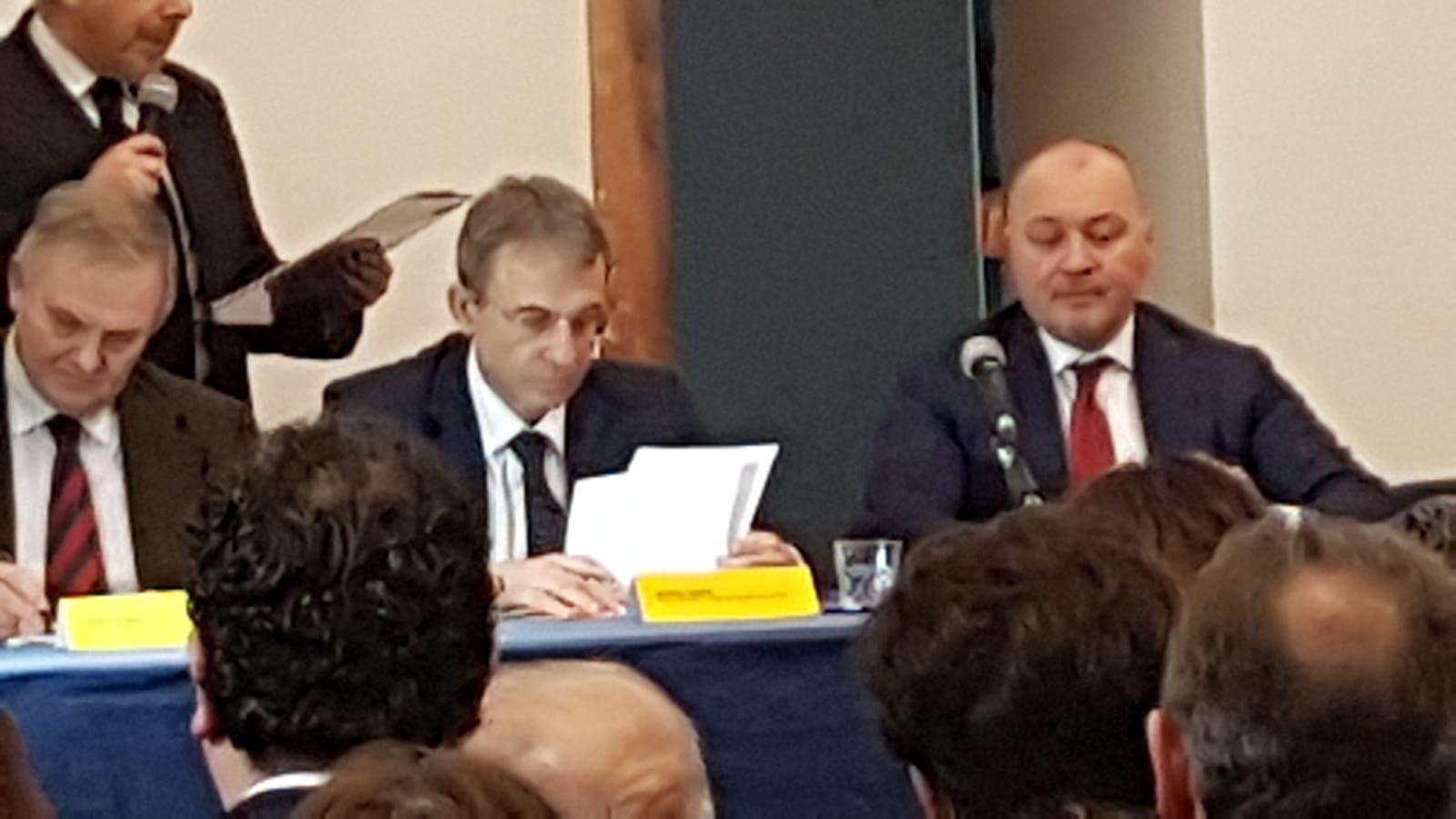 Polveri sottili e depuratore, Mastella esorta il ministro Costa