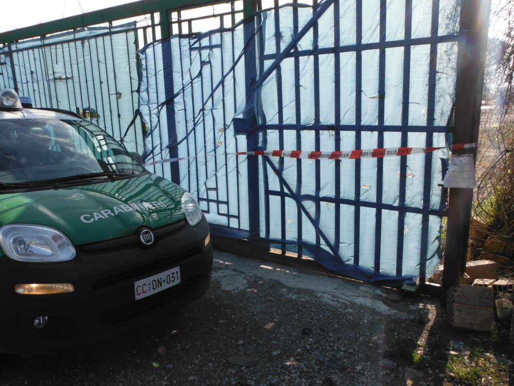 Illeciti ambientali e discariche abusive, denunce e sequestri nel Salernitano