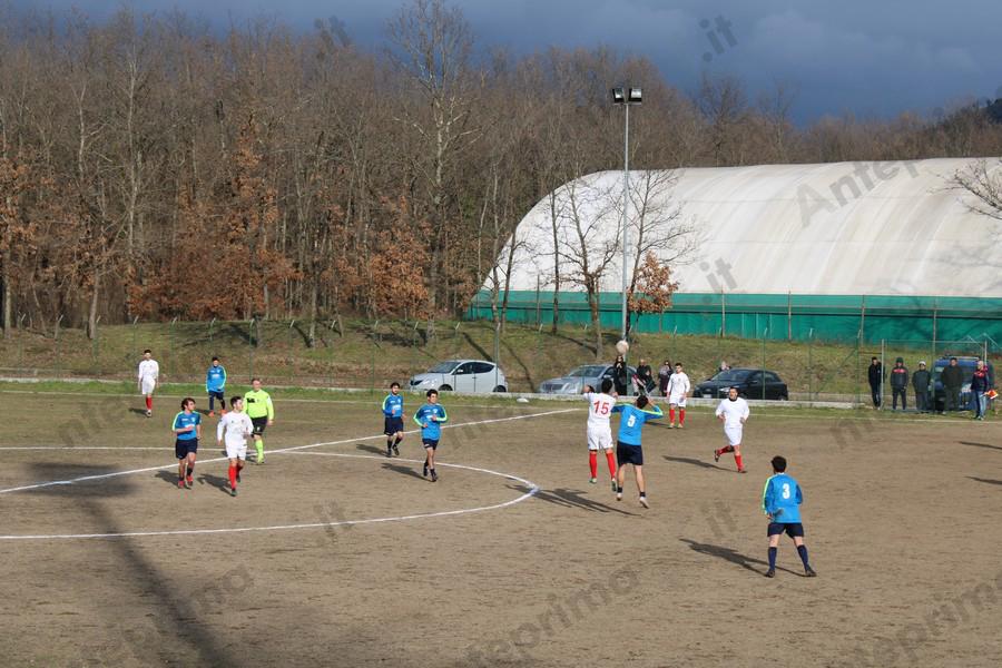 Terza categoria, pari tra Solopaca ed Antonio Tedino: le foto della partita