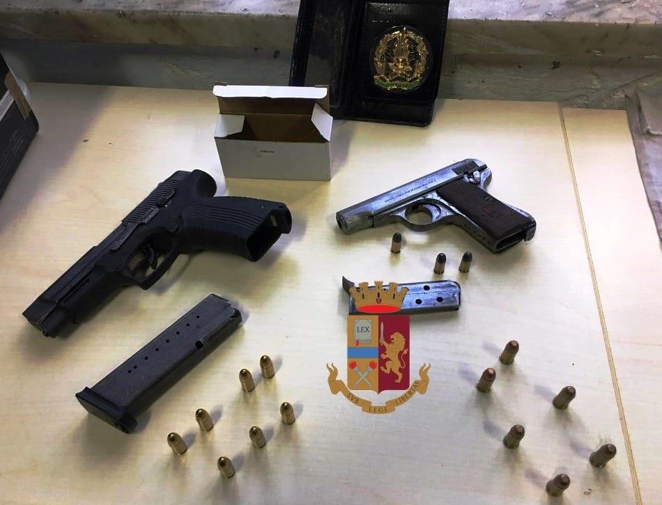 Pronti a mettere a segno un colpo: arrestati due rapinatori