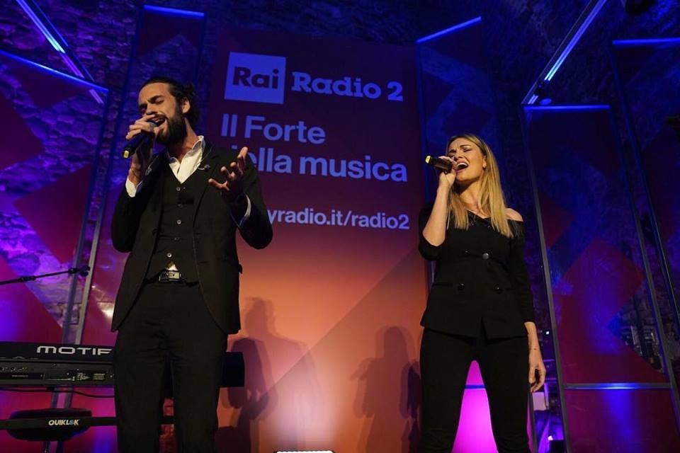 """Al via """"Sanremo 2019"""", c'è anche il duo campano dei """"Daudia"""""""