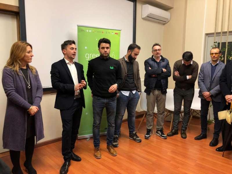 """Cava de' Tirreni, inaugurato il nuovo polo di formazione: """"Green Hub"""""""