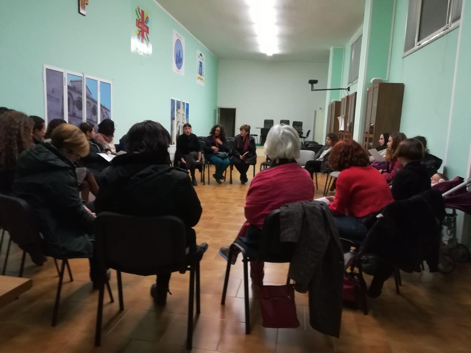 """""""Non Una di Meno Benevento"""" traccia il percorso per lo sciopero delle donne"""