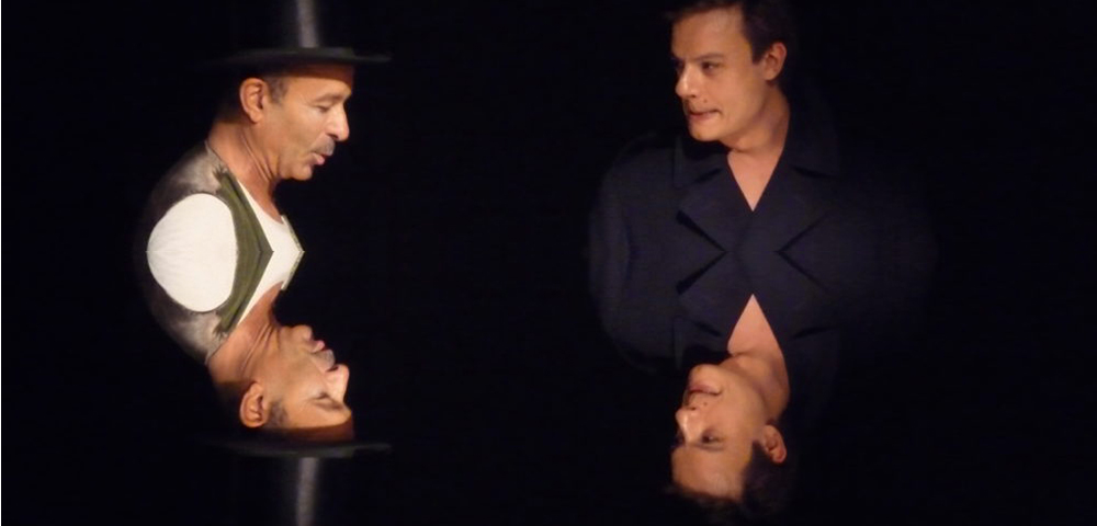 "Da venerdì al teatro Sannazaro ""Play Duett"" con Tonino Taiuti e Lino Musella"
