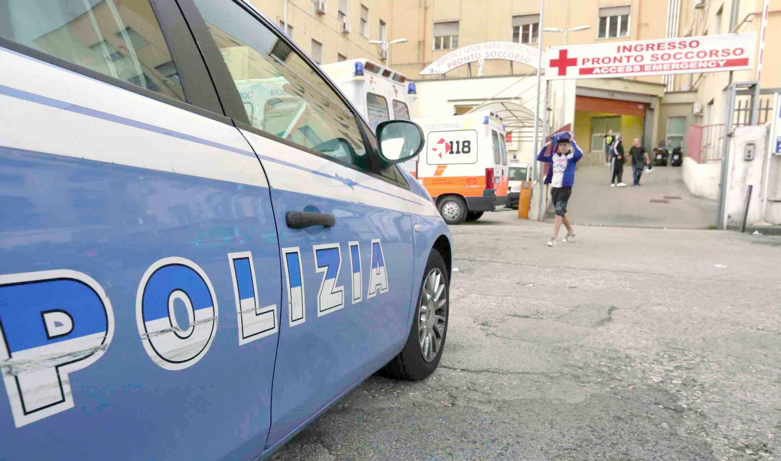 Pistolettata contro il Loreto Mare, trovato in serata il bossolo: esploso da una 7,65