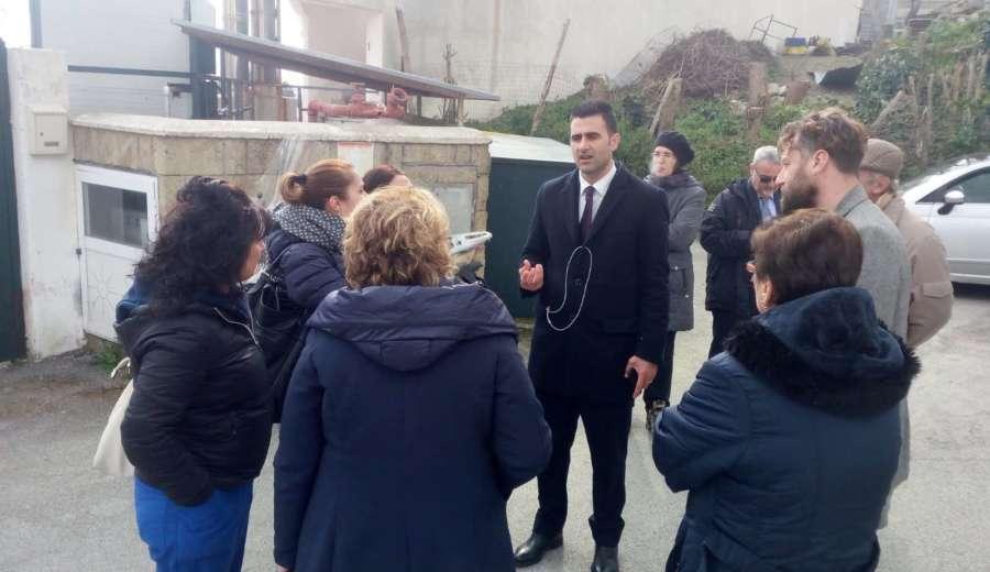 """M5S, Saiello: """"Villa Mercede è salva, pagati gli arretrati ai 42 lavoratori"""""""