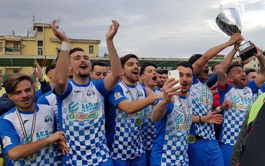Trionfo Marcianise, anche la Coppa è tua: Angri ko