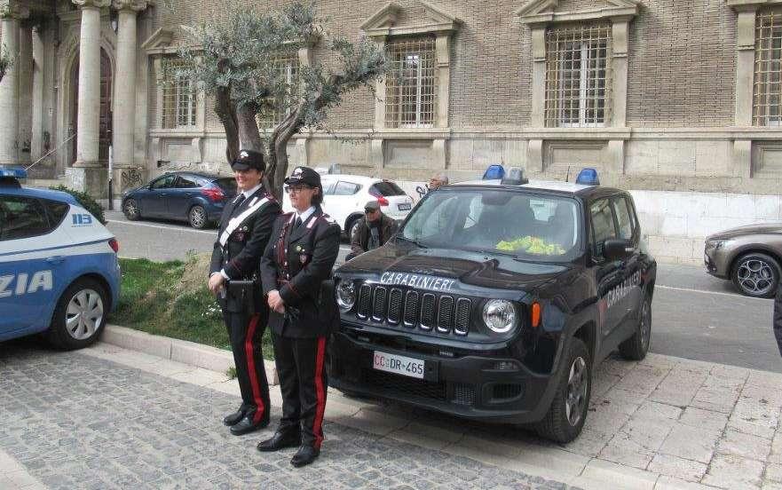 Carabinieri Forestali di Solopaca trasferiti nella sede di Telese Terme