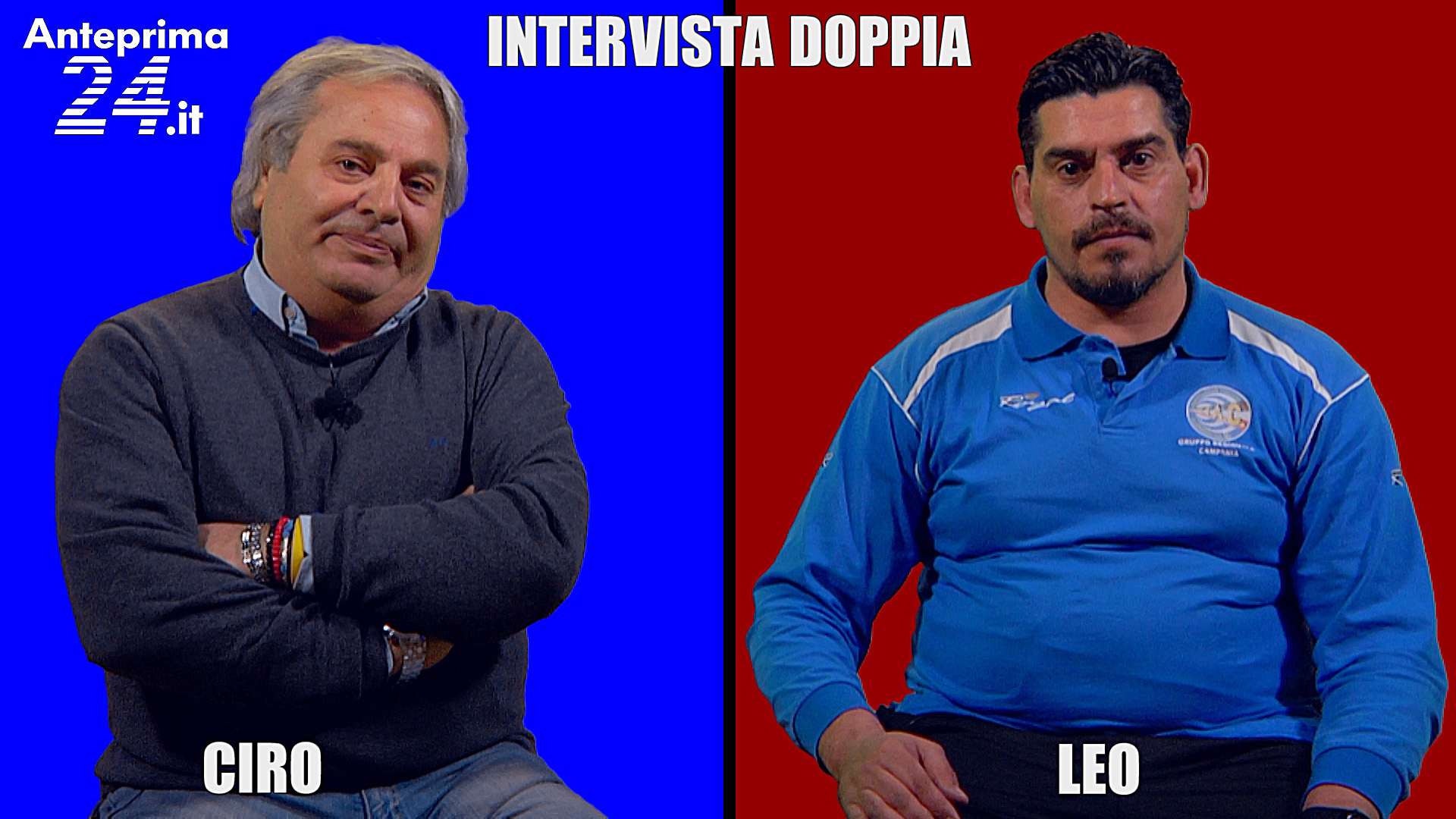 San Giorgio – Juve Circello, l'intervista doppia a Ciro Mauro e Leo Martone (VIDEO)