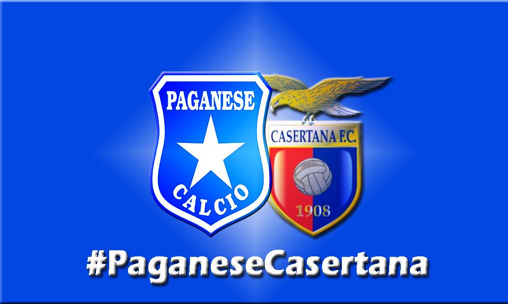 Paganese-Casertana: cambia l'orario d'inizio del match