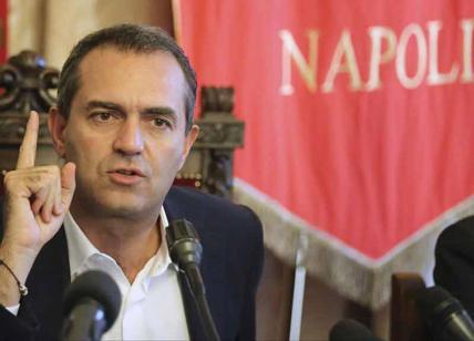 """Clima, l'annuncio di de Magistris: """"Napoli alla marcia del 23 marzo"""""""