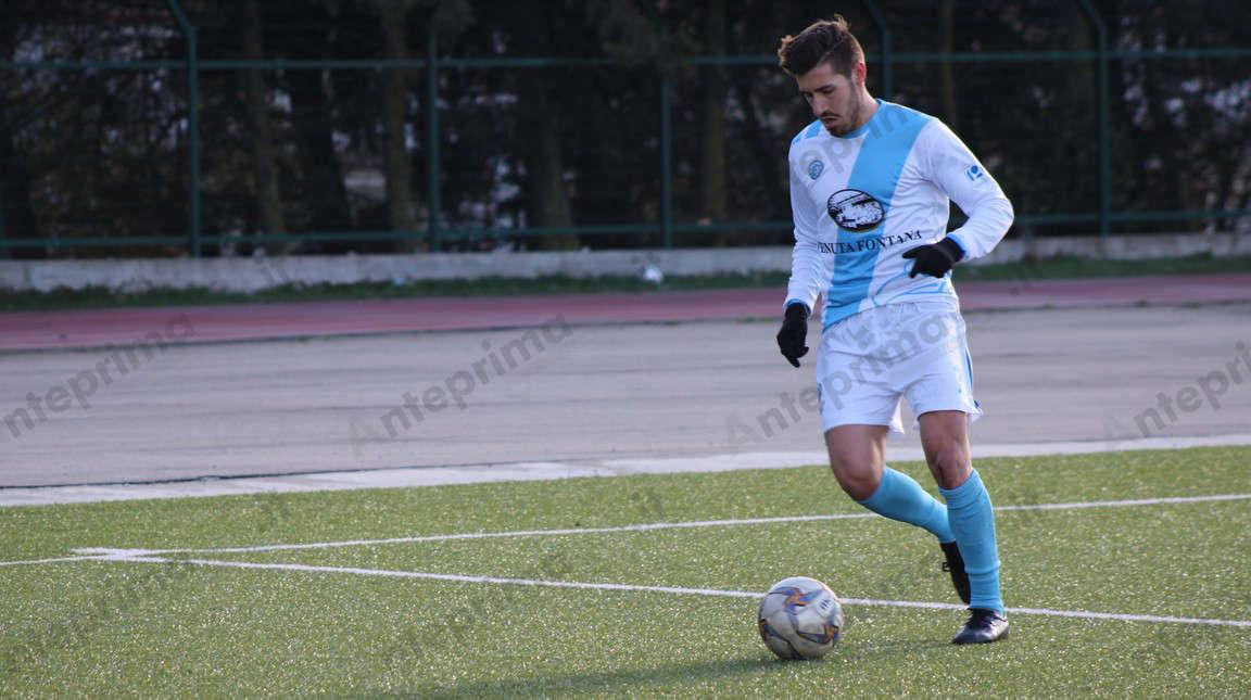 """Sporting Pietrelcina, Pepe: """"Play off? Dobbiamo fare la corsa su noi stessi"""""""