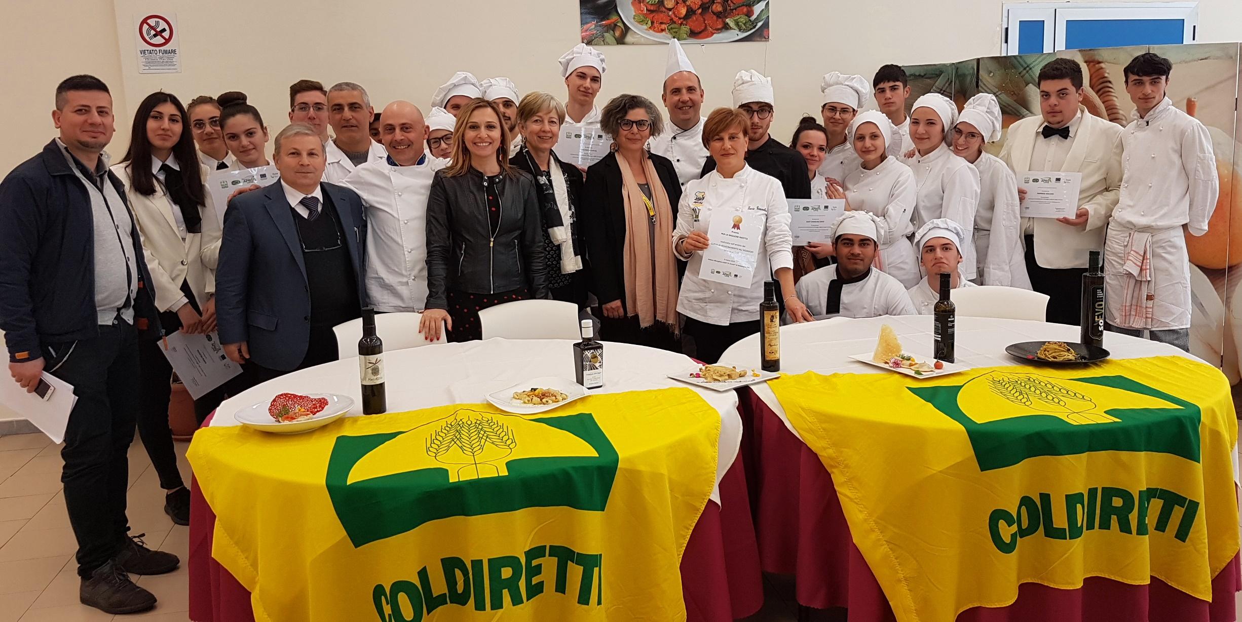 Coldiretti: in Campania l'8 marzo festa in piatti, mercati e treno storico