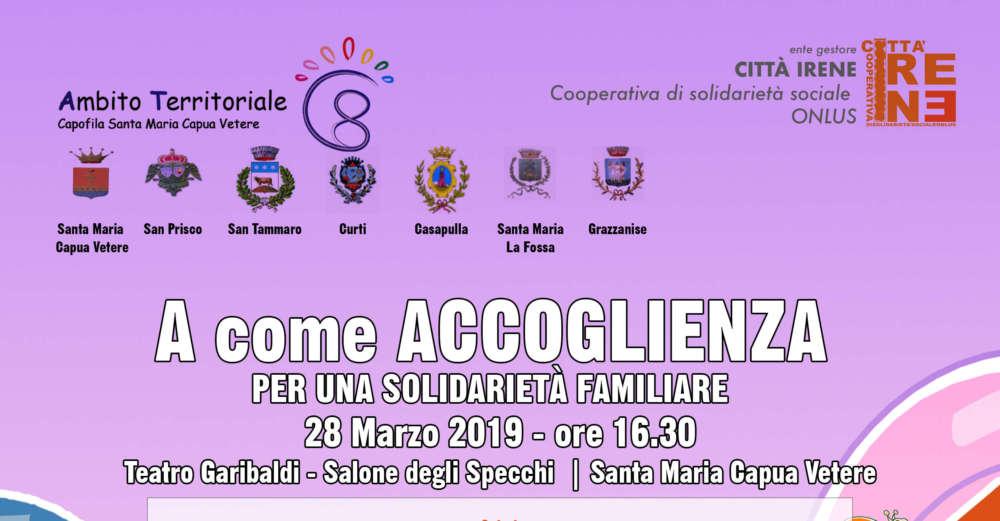 """""""A come Accoglienza"""", al Salone degli Specchi la conclusione del progetto"""
