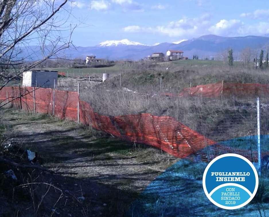 Puglianello, botta e risposta sull'ex discarica di località Marrucaro
