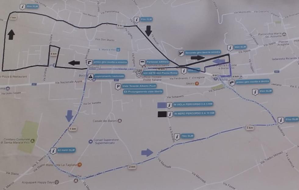 """""""Corriamo Insieme"""", domenica l'ottava edizione organizzata dalla Suessola Runners"""
